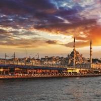 Istanbul Sunset Apt